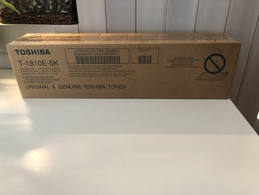Toner Toshiba T-1810 E-5K crni, uvoz Svajcarska - Smederevo