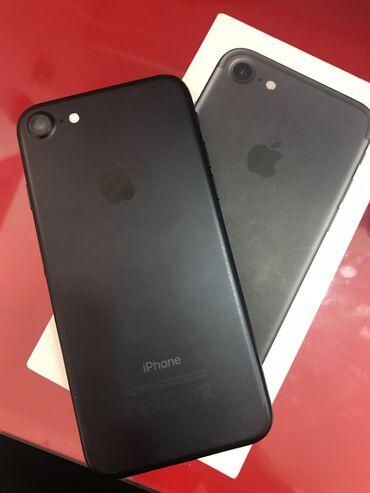 İşlənmiş iPhone 7 32 GB Qara