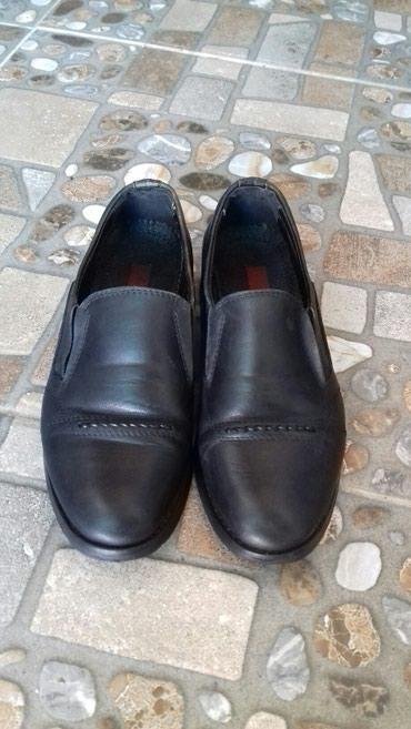 Туфли кожанные, внутри тоже кожа. в Бишкек