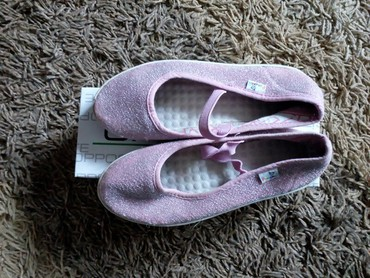 Dečije Cipele i Čizme | Vrbas: PANDINO, baletanke,broj 32,gazište 21cm