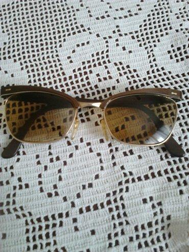 Vintage naočare 1/10 12 k. Ram sa zlatom od 12 karata. Vintage orginal - Pirot
