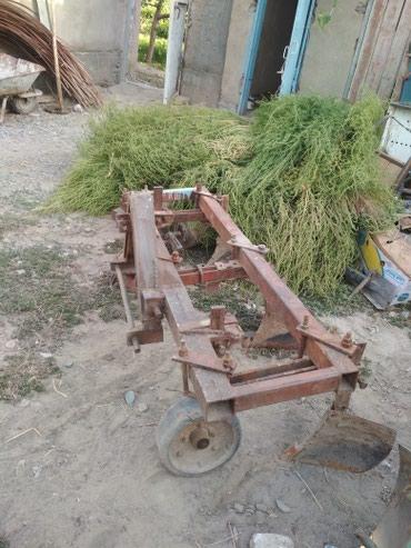 Трактор миник китайский есть плук  в Бостери