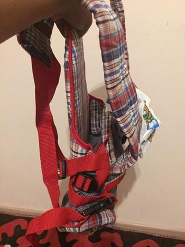 рюкзак кенгуру babybjorn в Кыргызстан: Рюкзак-кенгуру.Продаю новый рюкзак-кенгуру. Производство Россия