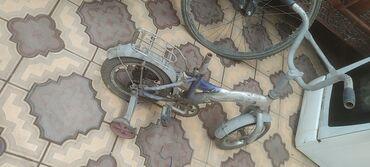 Спорт и хобби - Кызыл-Кия: Продаю велосипед сиденья дам
