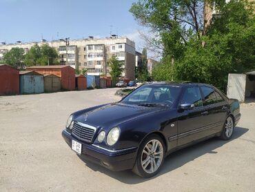 Mercedes-Benz E 430 4.3 л. 1998 | 250000 км