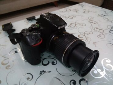 nikon fotoaparat qiymetleri - Azərbaycan: Nikon D5500