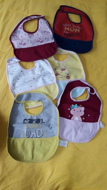 Maksimalno ocuvane portikle za bebu, sve su sa gumenom musemom, - Valjevo