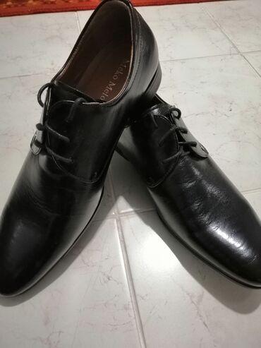 оксфорды в Кыргызстан: Новые туфли мужские, модель Оксфорды, обувь качественная, чистая кожа