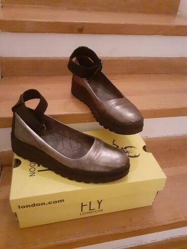 Fly f4 - Srbija: FLY LONDON jesenje cipele nove, broj 39 izuzetno udobne,kozne. Obuvene