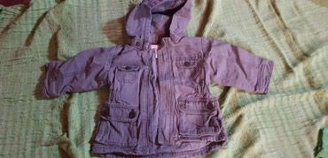 Decija jakna - Pozarevac: Decija jakna,velicina 74