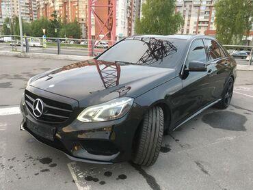 Mercedes-Benz в Кыргызстан: Mercedes-Benz E-класс AMG 2 л. 2014