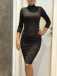 Haljina-s-i-obim-struka-cm - Srbija: Amisu bodycorn rolka haljina. Dužina: 105 cm, poluobim struka 32 cm, r