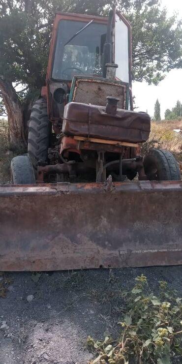 Транспорт - Кара-Балта: Сельхозтехника