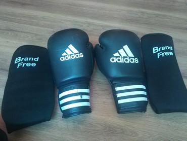 Фута и боксёрские перчатки power200. использовано: 1-неделя состояние
