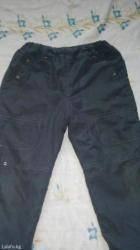 утепленые б/у штаны на мальчика. балоневая подклад флисовы ночес. пота в Бишкек
