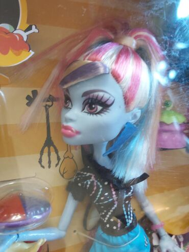 посольство сша в бишкеке в Кыргызстан: Куклы монстер хай monster high Сет из 2 кукол - Хит Бернс и Эбби