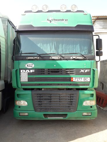 ПродаюDAF (ДАФ) xf 95 в Бишкек