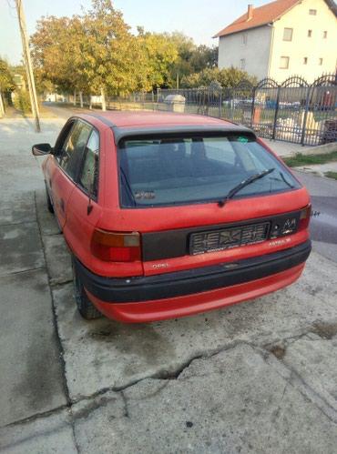 Opel astra u delovima 1.6 benz. pozvati za informacije 063/1102-028 - Novi Sad