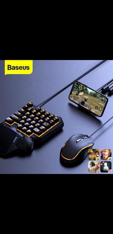 Oyun heveskarlari ücün ela secimdirGaming gamer klaviatura