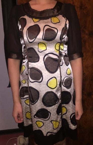 Платье из атласа в Лебединовка