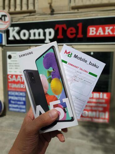 Yeni Samsung A51 128 GB Göy