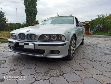 Автомобили в Бишкек: BMW 5 series 3 л. 2002 | 300 км