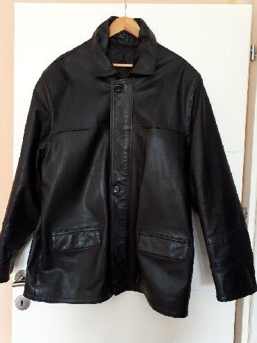 Muška odeća | Batocina: Muska kozna jakna xxl