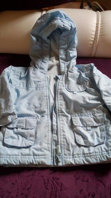 Nova prolecna jaknica za decake..vel 3. - Kraljevo