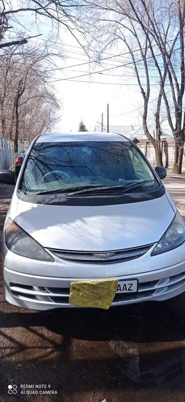 Toyota Estima 2.4 л. 2001 | 300000 км