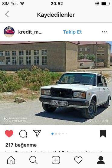 zapchasti na vaz в Азербайджан: ВАЗ (ЛАДА) 2107 1.6 л. 2008 | 90 км