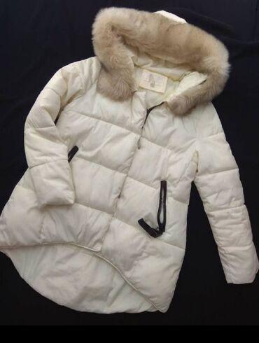 Продаю куртку - Еврозима! Мех искусственный (съёмный), размер: М
