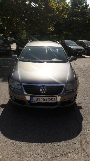 Volkswagen | Srbija: Volkswagen Passat 1.9 l. 2006 | 195000 km