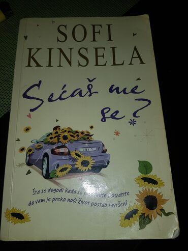 Knjige, časopisi, CD i DVD | Subotica: Ovu knjigu sam procitala u danu fenomenalna prica 🥰🥰🥰