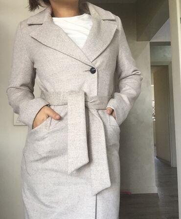 Продаётся пальто ! Размер 44. Одевали пару раз