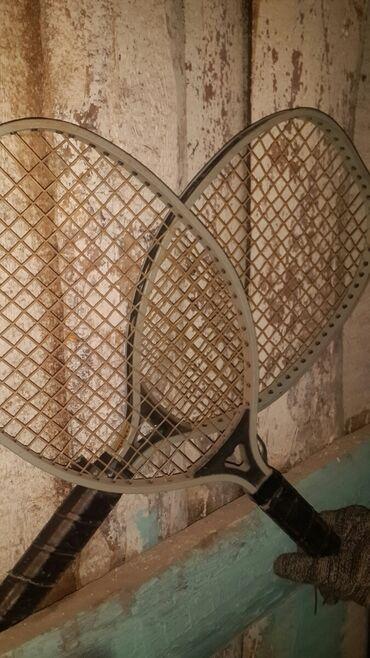Ракетки - Бишкек: Ракетки для начинающих большой теннис