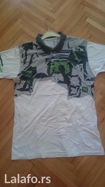 Muška odeća | Velika Plana: Uška majica, 100% pamuk, materijal predivan, bez tragova nošenja