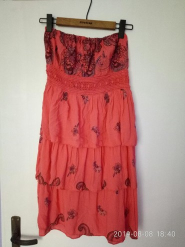 Letnja top haljina, lagana, udobna - Zrenjanin