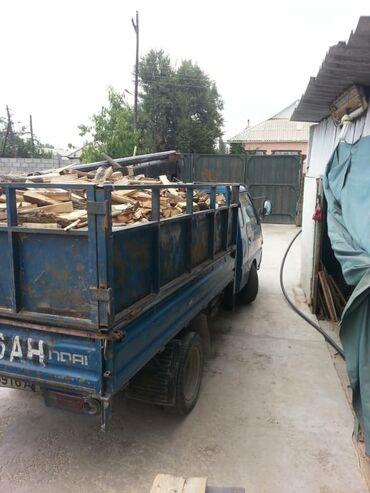 Уголь и дрова - Кара-Балта: Продам дрова рубленые (поколотые)