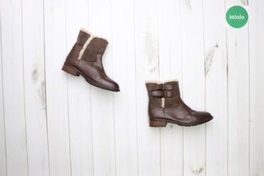 Жіночі черевики Redfoot, р. 38   Матеріал: шкіра, замша та хутро Довжи