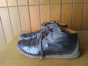 Diesel ultra lagane kozne cipele lepo ocuvane, delimicno je ispucala - Zrenjanin