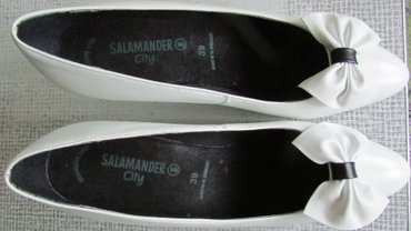 Новые туфли SALAMANDER размер 39 ( на 37,5-38) . в Бишкек