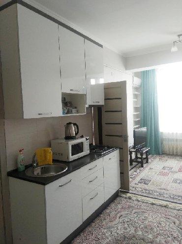 продажа однокомнатной квартиры в Кыргызстан: Суточная однокомнатная квартира элитного варианта Расположена по Токто