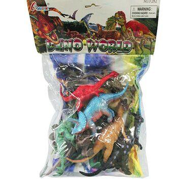 "фигурки из мастики в Кыргызстан: Динозавры фигурки Animal world (динозавры) Компания ""Okitoys"""
