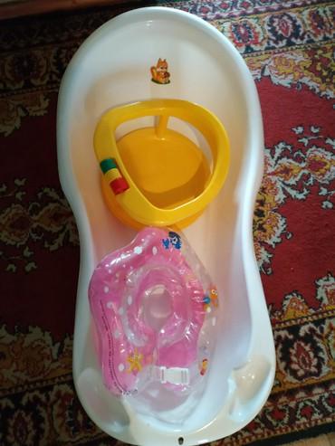 Ваночка для ребенка.столик для купания + подарок в Бишкек