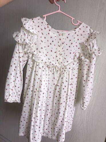 next shorty в Кыргызстан: Красивое платье от Next. Рост 4 года