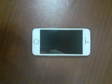 iphone-5-64-gb в Азербайджан: Salam telifon ustaya gedmeyib herseyi islekdi rami4du yaddas 64gb bu