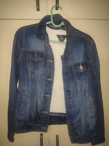 Postavljena teksas jakna. Bukvalno kao nova. Velicina S
