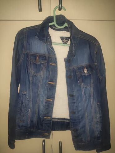 Farmericecine teksas - Srbija: Postavljena teksas jakna. Bukvalno kao nova. Velicina S
