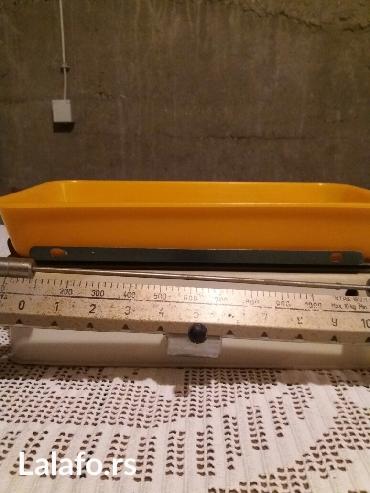 Instrumenti | Sombor: Kuhinjska vaga - ispavna
