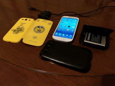 Bakı şəhərində Samsung Galaxy S3 Korean version. Super vəziyyətdədir. Koreyada